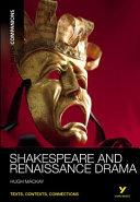 Shakespeare and Renaissance Drama PDF