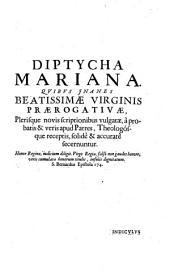 THEOPHILI RAYNAVDI SOCIETATIS IESV THEOLOGI, MARIALIA: VIDELICET I. Diptycha Mariana. II. Scapulare Marianum illustratum, & defensum. III. De retinendo Titulo Immaculatae Conceptionis. IV. Nomenclator Marianus e Titulis B. Virginis contextus, cum Glossario. V. O Parascevasticum septiduanis Antiphonis praefixum. TOMVS SEPTIMVS. EDITIO NOVA, ASSIDVO AVTHORIS LABORE, altero tanto fere auctior. CVM INDICE COPIOSISSIMO, Volume 7
