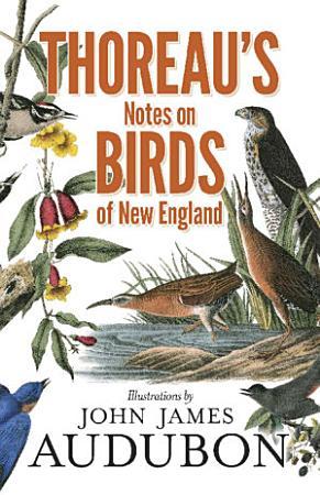 Thoreau s Notes on Birds of New England PDF