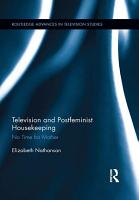 Television and Postfeminist Housekeeping PDF