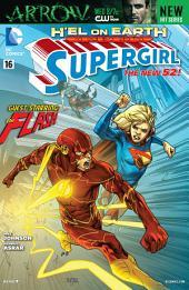 Supergirl (2011-) #16