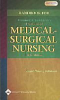 Handbook for Brunner and Suddarth s Textbook of Medical surgical Nursing PDF