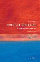 British Politics  a Very Short Introduction PDF