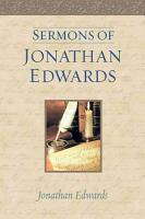 Sermons of Jonathan Edwards PDF