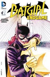 Batgirl: Endgame (2015-) #1