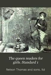 The queen readers for girls. Standard 1