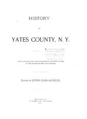 History of Yates County, N. Y.