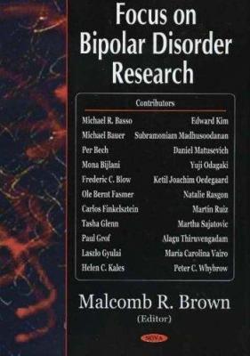 Focus on Bipolar Disorder Research PDF