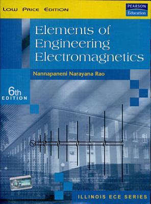 Elements of Engineering Electromagnetics  6 e