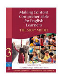 Making Content Comprehensible for English Learners the Siop r  Model