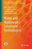 Water and Wastewater Treatment Technologies PDF