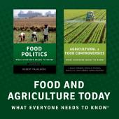 Food and Agriculture: What Everyone Needs to Know