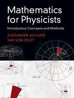 Mathematics for Physicists PDF