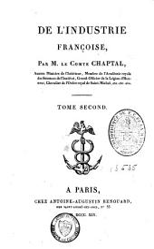 De l'industrie françoise: Volume2