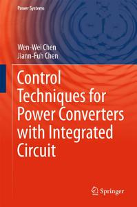 Control Techniques for Power Converters with Integrated Circuit PDF