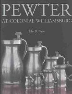 Pewter at Colonial Williamsburg