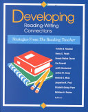 Developing Reading writing Connections PDF