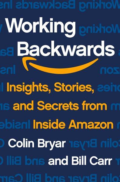 Working Backwards Pdf Book
