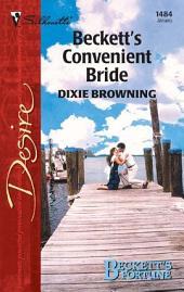 Beckett's Convenient Bride