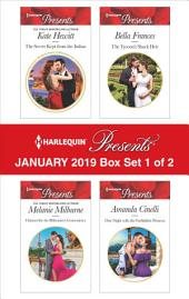 Harlequin Presents January 2019 - Box Set 1 of 2: An Anthology