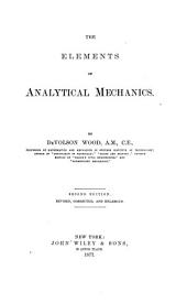 The Elements of Analytical Mechanics