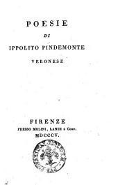 Poesie di Ippolito Pindemonte veronese