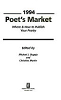 Poet s Market  1994 PDF