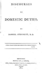 Discourses on Domestic Duties