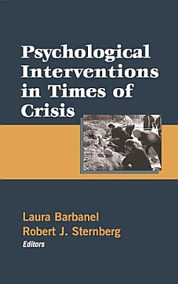 Psychological Interventions in Times of Crisis PDF