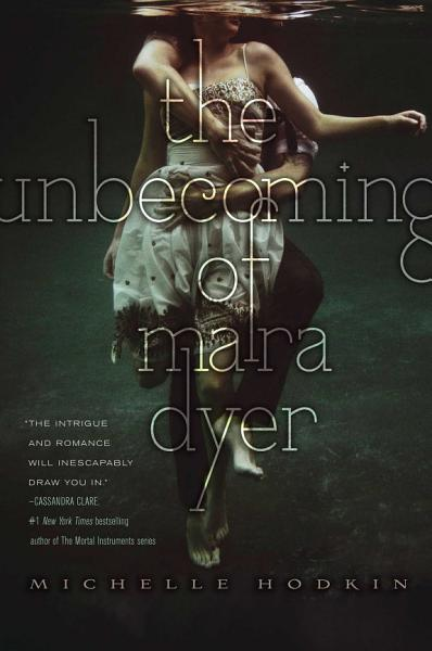 Download The Unbecoming of Mara Dyer Book