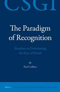 The Paradigm of Recognition PDF