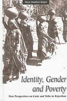 Identity  Gender  and Poverty