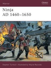 Ninja AD 1460–1650