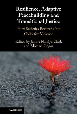 Resilience  Adaptive Peacebuilding and Transitional Justice PDF