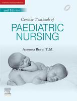 Concise Text Book for Pediatric Nursing   E Book PDF