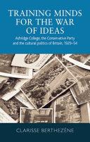Training Minds for the War of Ideas PDF