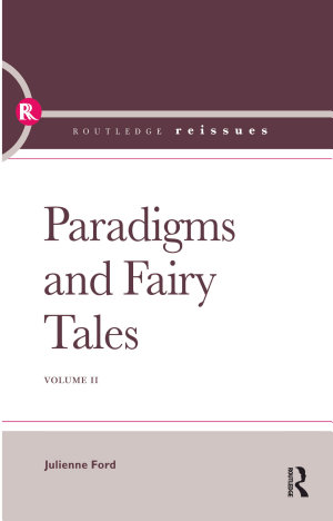 Paradigms and Fairy Tales