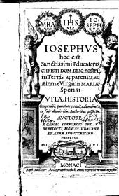 Iosephus, etc