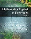 Mathematics Applied to Electronics PDF