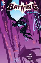 Batwing (2011-) #27