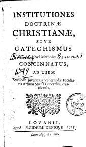 Institutiones doctrinae christianae