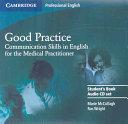 Good Practice 2 Audio CD Set