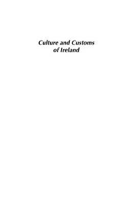 Culture and Customs of Ireland PDF