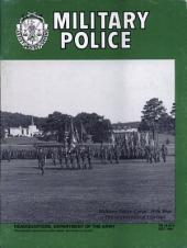 Military Police Corps 50th Year