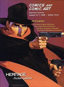 Heritage Comics Dallas Signature Auction Catalog PDF