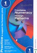 Classworks Practising Numeracy Through Patterns Year 1