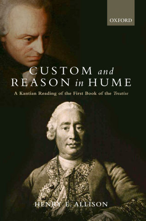 Custom and Reason in Hume
