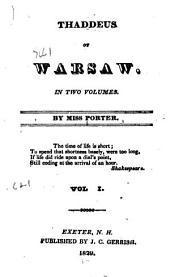 Thaddeus of Warsaw ...