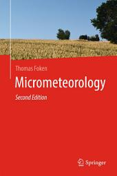 Micrometeorology: Edition 2