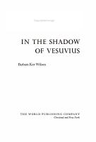 In the Shadow of Vesuvius PDF